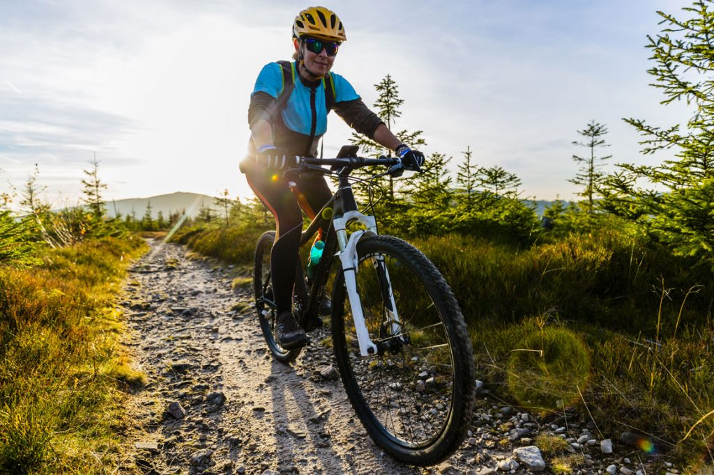 Mountain biking kit list