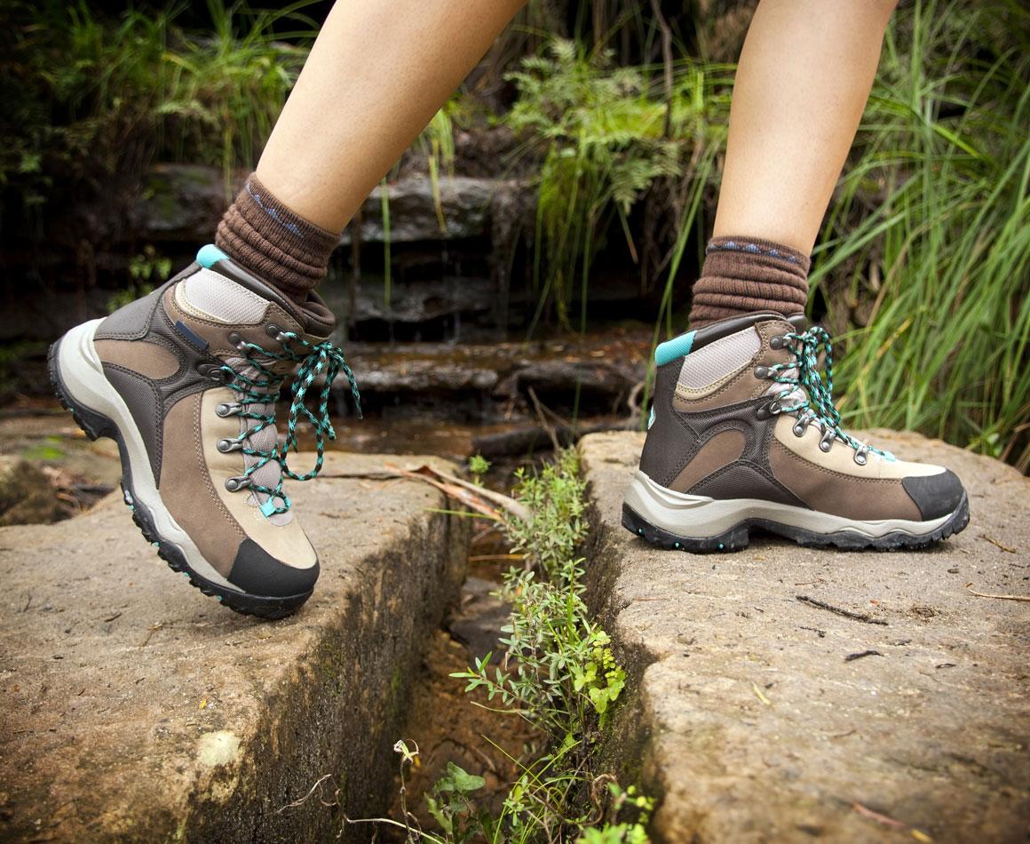 Buying walking boots