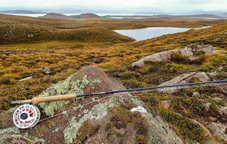 Highland fly fishing